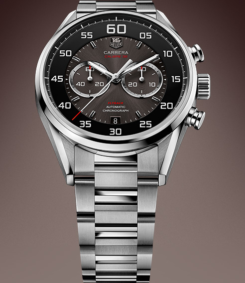 Tagheuer Carrera Calibre 36 Chronograph Racing Flyback
