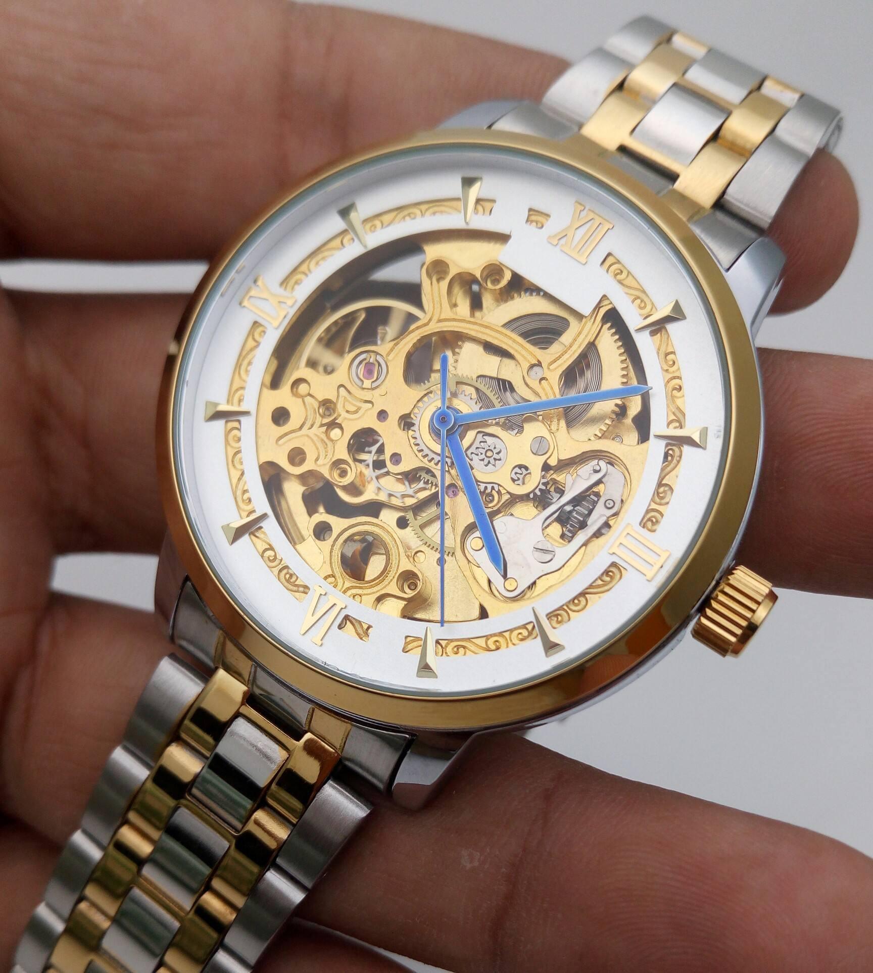 c70785225cf Skeleton Classic Watch