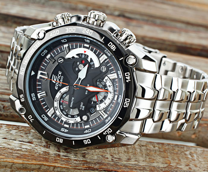 Casio Edifice Chronograph EF-550D-1 - WatchMarkaz.pk - Watches in ... 2150798235