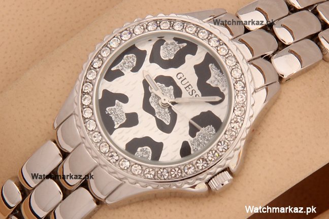 Guess Diomand Silver