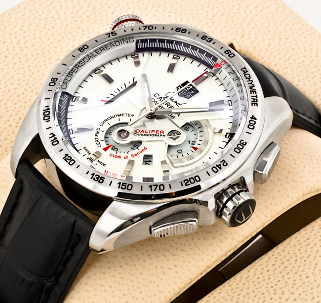 Tagheue Carrera Calibre 36 Chronograph