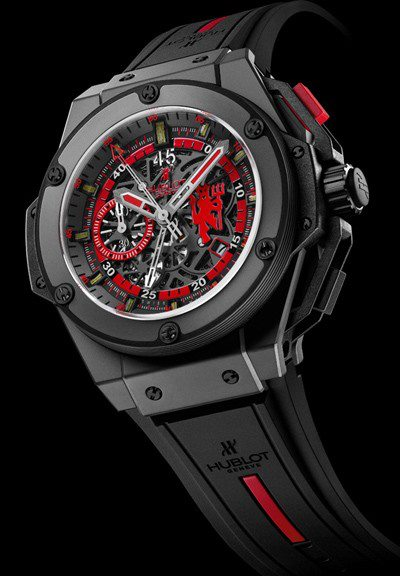 Hublot Manchester United Limited Edition