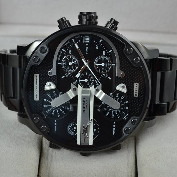 Diesel Daddy Black Body watch