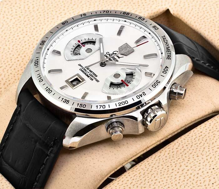 Tag Heuer Calibre 17 White B