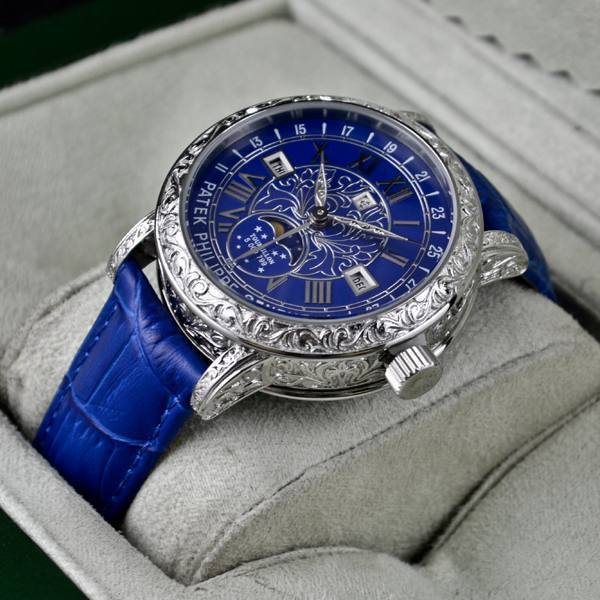 PATEK PHILIPPE SKYMOON TOURBILLION DUAL TIME