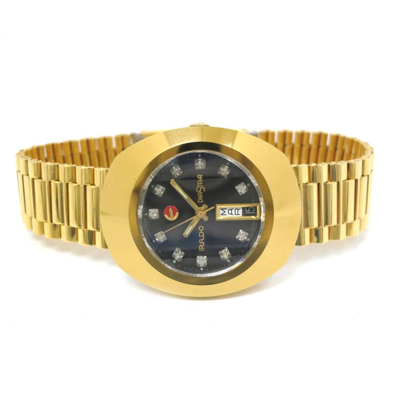 Gc Diamond Watch