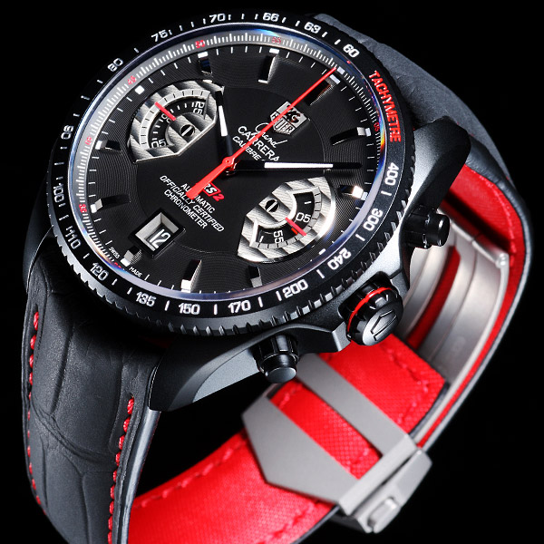 8b82fbaa23c Tag Heuer Grand Carrera Calibre 17 RS2 - WatchMarkaz.pk - Watches in ...