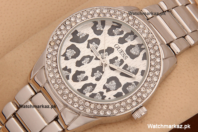 Guess Silver steel