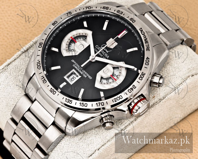 Tag Heuer Carrera Calibre 17 Black Edition