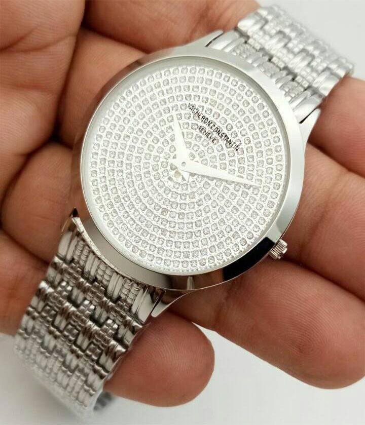 Vacheron Constantin Silver Watch