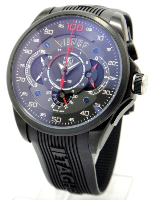 Tag Heuer Grand Carrera Mercedes Benz Sls Ltd Edt