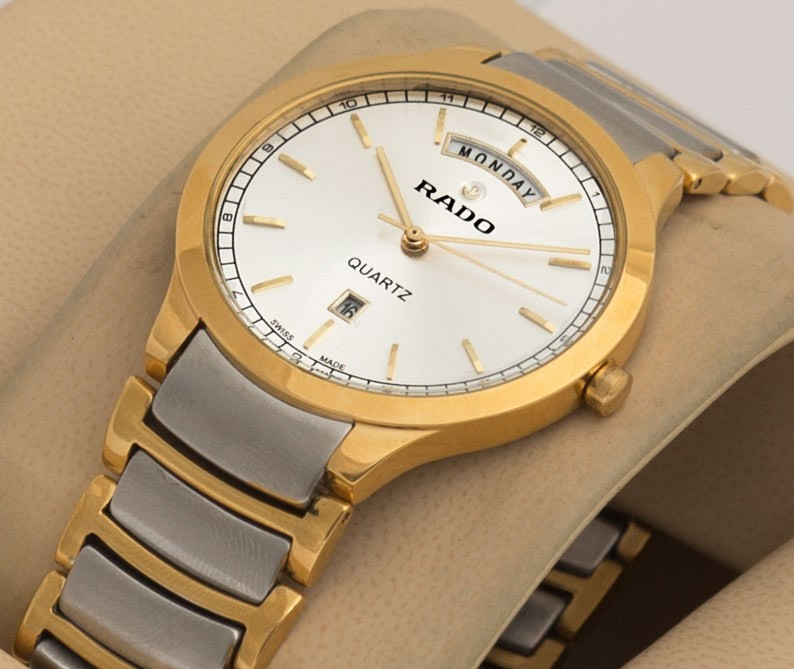 Rado Basel World Day Date