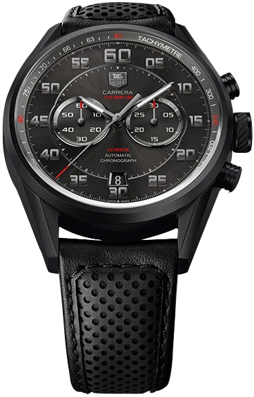 TAG Heuer Carrera Calibre 36 Chrono Flyback Racing