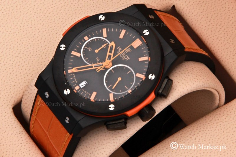 Hublot Classic Fusion Chronograph Ltd Edition
