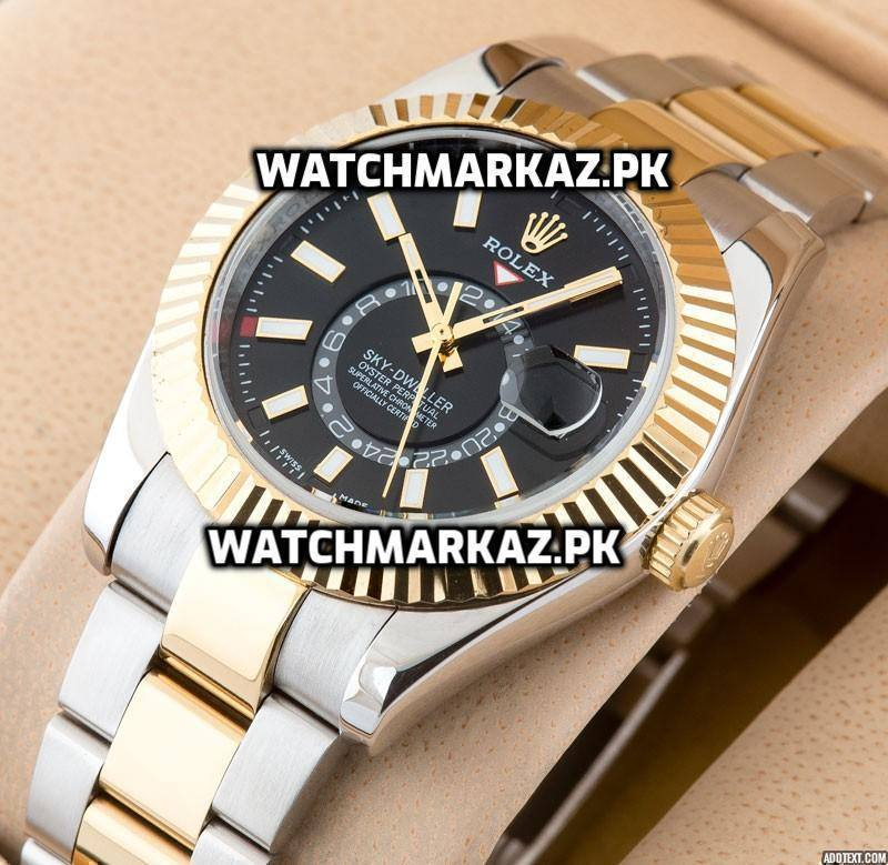 ROLEX SKY DWELLER ROLESOR WATCH