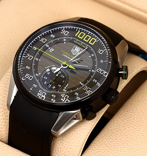 Tag heuer 1000 mikrotimer watches in for Tag heuer grand carrera mercedes benz sls limited edition price