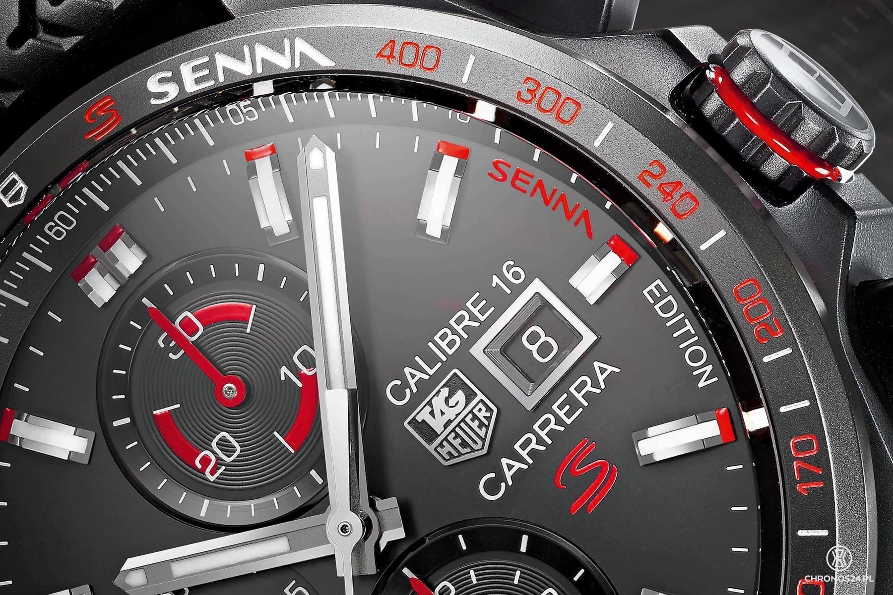 614d951c86467 TAG Heuer Carrera Calibre 16 Senna Edition - WatchMarkaz.pk ...