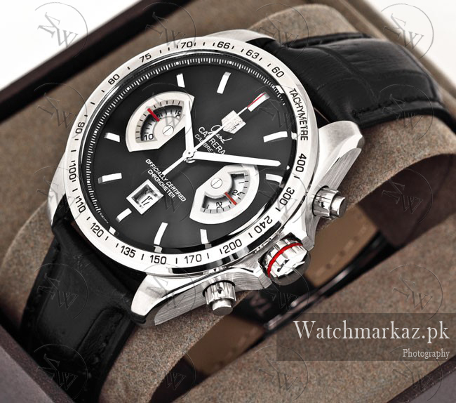 Tag Heuer Calibre 17 Black Exclusive
