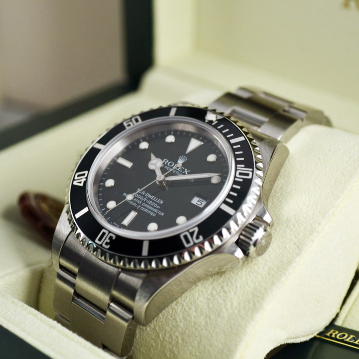 Rolex Deepsea Sea-Dweller