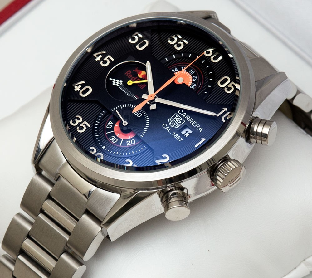 TAG HEUER CARRERA RED BULL  EDITION