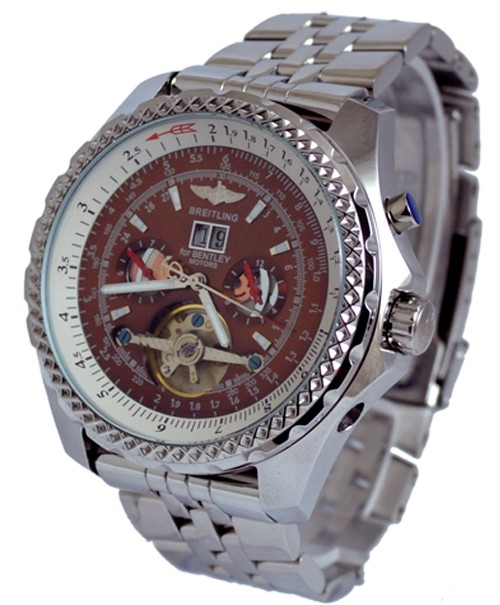 Breitling For Bentley Price In Pakistan: Breitling Automatic Mulliner Tourbillon Watch Price In