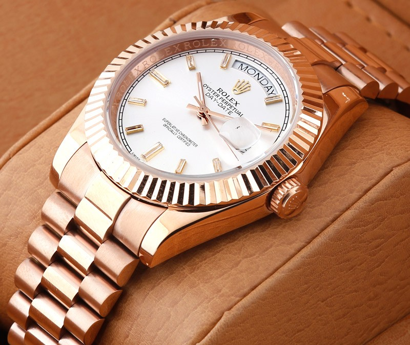 Rolex Daydate Exclusive Gold