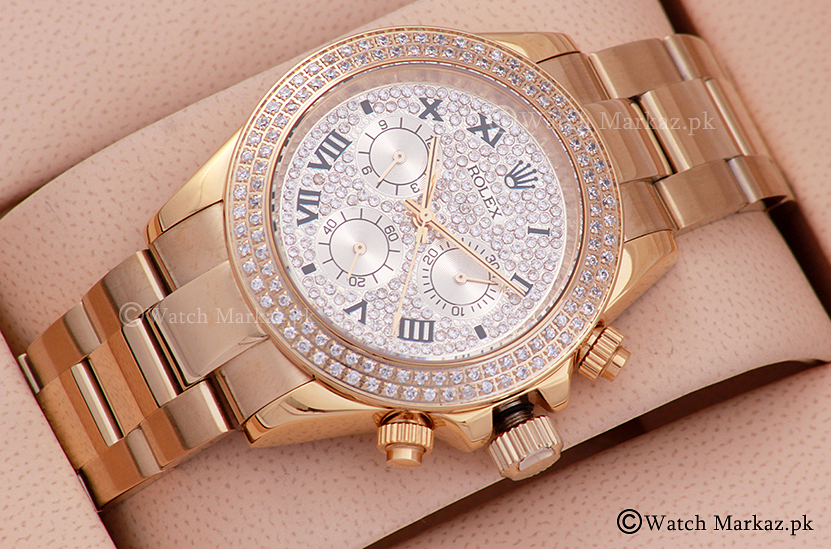 Rolex Cosmograph Diamond Limited Edition