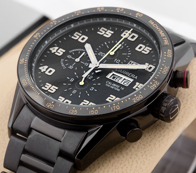 TAG Heuer Carrera Calibree 16 Day Date Chronograph AAA