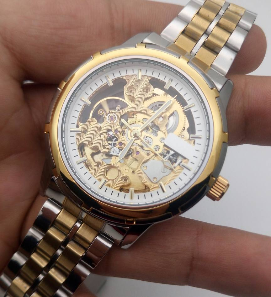The Skeleton Automatic Classic Watch